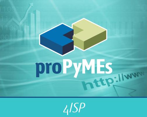 pro-PyMEs Proveedor de Servicio de Internet Inalámbrico.